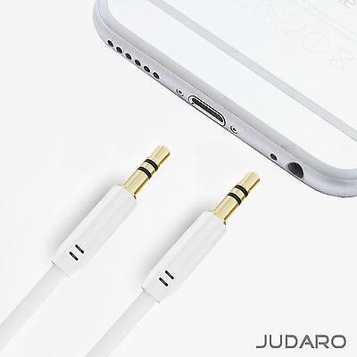 Initiative 3,5mm Stereo Audio Aux Klinke Kabel Stecker Mp3 Auto Laptop Handy Kopfhörer StraßEnpreis Audiokabel & Adapter