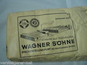 10-Rollen-Obergarn-WSK-Wagner-Soehne-Zwirnerei-Kirchentellinsfurt-Reutlingen