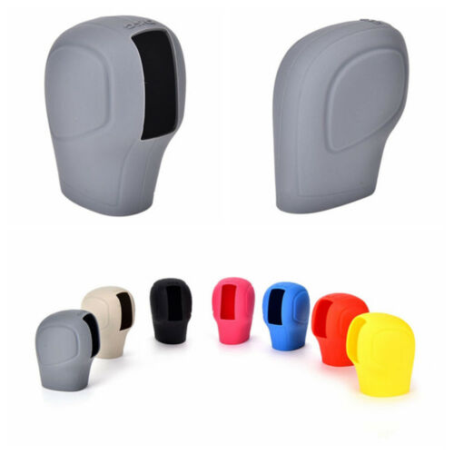 Automatic Silicone Gear piece Gear New Collars Cover Handbrake Grips For car Top