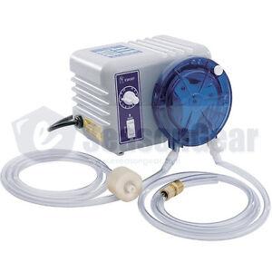 Rola Chem 543700 Pool Dosing Pump Bleach Liquid Chlorine Acid Feeder 12 Gpd 120v