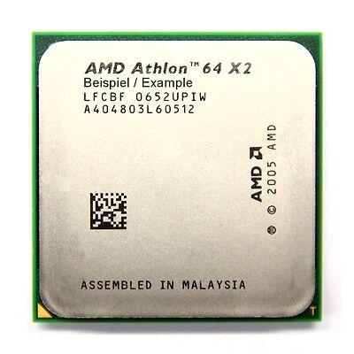 AMD Athlon 64 X2 6000+ 3.1GHz/1MB Sockel/Socket AM2 ADV6000IAA5DO Dual-Core CPU