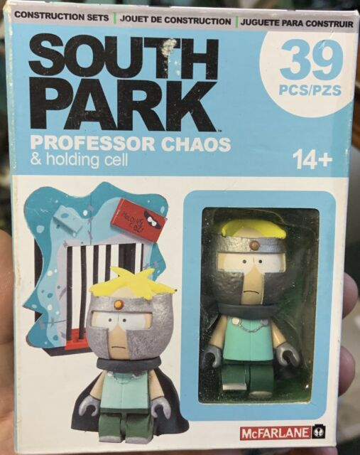 McFarlane South Park Construction Set Professor Chaos