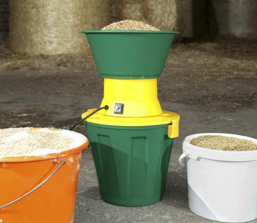 Getreide selber mahlen Elektrische Getreidemühle Mühle 600 W