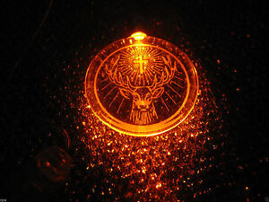 NEW Jagermeister LIGHTING NECKLACE collectible Jager jaeger not hat tee shirt
