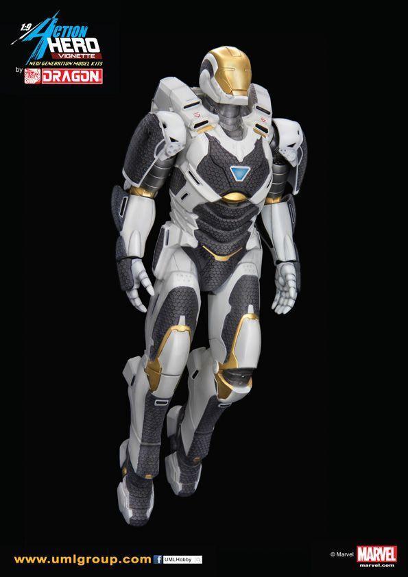 Dragon 38116 1/9 Iron Man 3-Mark Xxxix-Starboost Armor