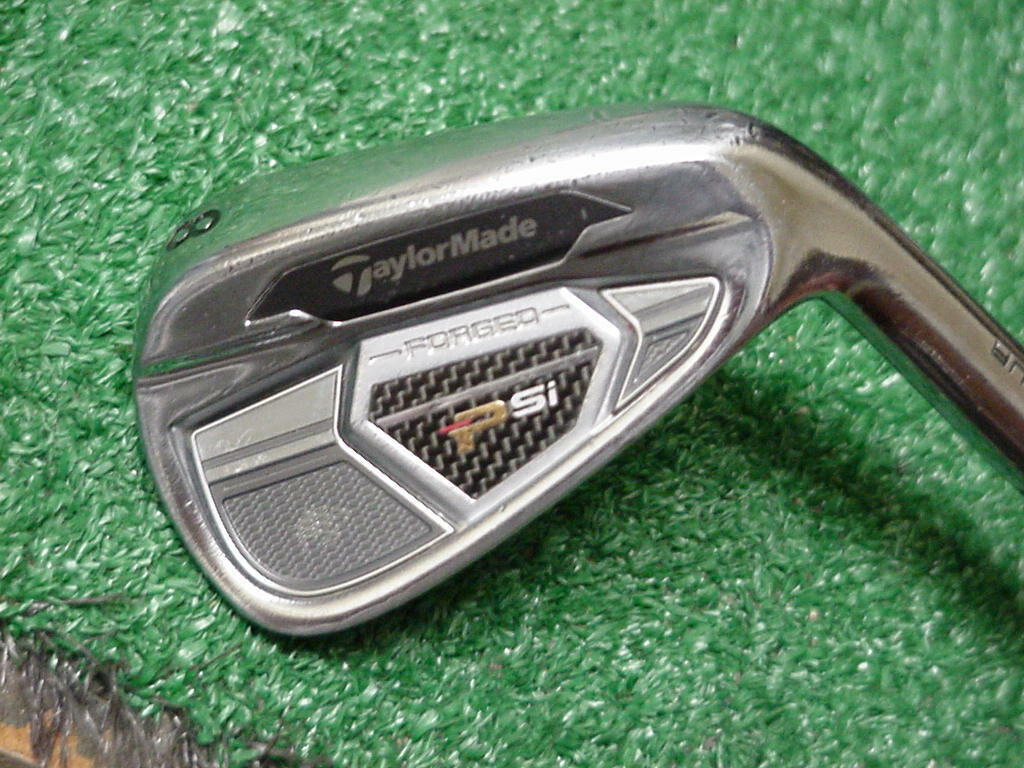 Taylor Made Psi Tour Forged 8 Iron Tour Issue Dynamic gold AMT S-400 Stiff