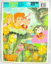 Vintage Disney Taran and the Magic Cauldron