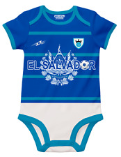 c237b1701ce item 3 El Salvador Blue Soccer Baby Outfit Mameluco New W O Tag Sizes 3 to  12 Months -El Salvador Blue Soccer Baby Outfit Mameluco New W O Tag Sizes 3  to 12 ...