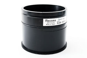 Excellent-Recsea-Focus-Gear-Model-SLGB-100ISU-for-Canon-EF-S-100mm-From-Japan