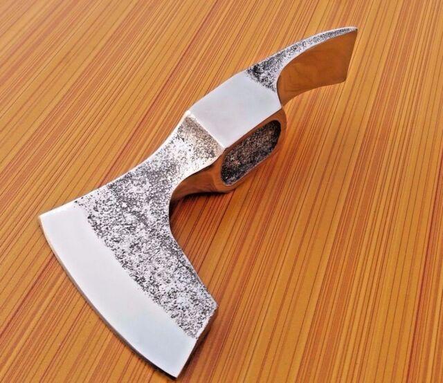 CUSTOM HANDMADE HIGH CARBON STEEL Tomahawk Viking AXE HEAD Z-H 1405A