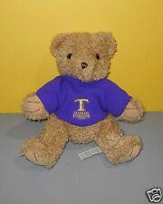 Keel Toys Limited Madame Tussauds, London Stuffed Plush Teddy Bear w/ Sweater