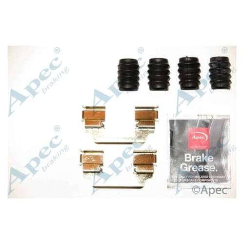 GENUINE OE QUALITY APEC Frein Arrière Pad Accessoire Kit de montage-KIT1213