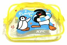 Japan Import NEW 2008 KFC PINGU PVC BAG PREMIUM GIFT 14.5x10cm