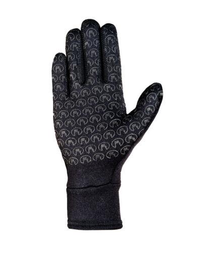 6-9 1/2 Größen Farbe schwarz Roeckl Warwick Winter Reithandschuh Polartec
