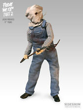 SIDESHOW JASON VOORHEES / FRIDAY THE 13th - PART 2 / SIXTH SCALE