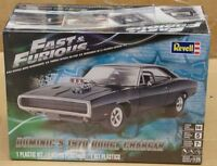 Revell Fast & Furious '70 Dodge Charger 1/25 Scale Plastic Car Model Kit 4319
