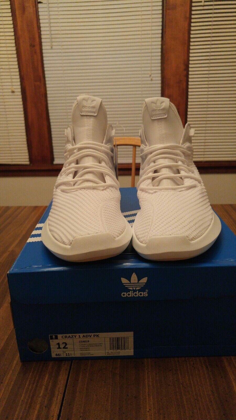 Adidas Originals Crazy 1 ADV PK Price reduction Comfortable