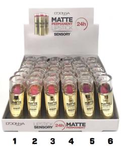 ROSSETTO ROSSETTI LIP STICK DURATA 24H PERMANENTE INTENSO MAKE UP MATTE