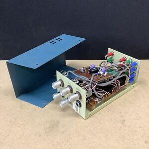 AMPLIFICATORE fatto in casa-non testato-per il completamento/Riparazione