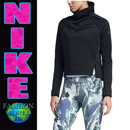 allenamento Therma Nike sphere manica Size 822654 Dri Nero da 884751048555 M Maglia Nike a lunga fit 58ngwSxa