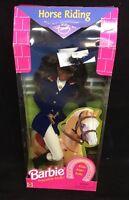 1997 Barbie Doll African American Horse Riding Barbie Vintage Mattel 19269