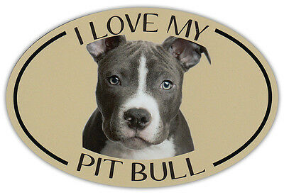 Pit Bull Magnets Stickers And More Collection On Ebay