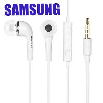 Original Samsung Stereo Headset Kopfhörer Weiß Passend für alle Samsung Modelle | eBay