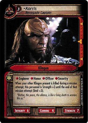 Star Trek CCG 2E Energize Khazara 2R178