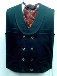 Double-Breasted-Black-Frontier-Classics-Old-West-Victorian-Westworld-style-vest