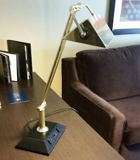 Articulating Table Desk Lamp, Bronze Hotel from Guest Rooms