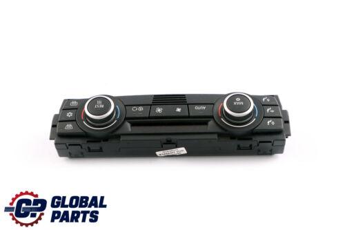 BMW 1 3 Series E81 E87 E90 E91 Automatic Air Conditioning Control 9182287