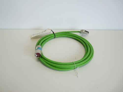 /< Siemens 6FX8002-2CA00-1AF0 Signalleitung 5.00 m   /> ungebraucht