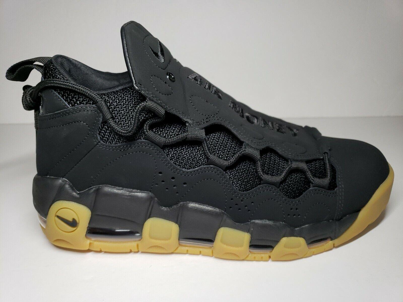uomo Nike Air More Money UPTEMPO nero AJ2998  004 BASKETBALL scarpe Dimensione 11  le migliori marche vendono a buon mercato