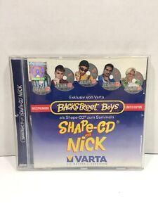 Exklusiv-von-Varta-Backstreet-Boys-als-Shape-CD-zum-Sammeln-Shape-CD-mit-Nick
