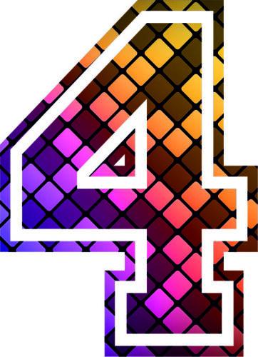 3x Casa Números durable Vinilo Pegatinas Calcomanías Para Casa bin Puerta Ventana Pared V9