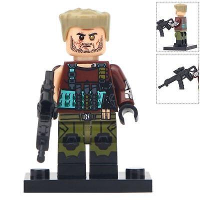 Daredevil Marvel Universe Lego Moc Minifigure Toy Kids Collection