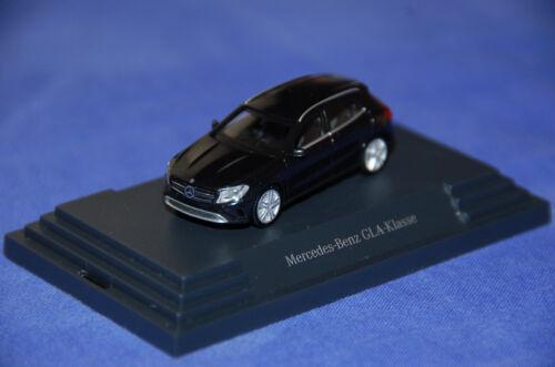 Herpa Mercedes-Benz GLA-Klasse X156 in kosmosschwarz PC H0 1:87