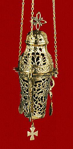 Orthodox Vigil Lamp Gianiotino Style Orthodoxe Ikonenampel Ewiglicht Lampada