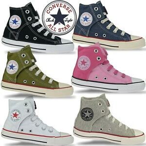 4695524fc4edc0 CONVERSE AS Easy Hi Easy Slip Hi in coolen Farben Gr.25 - 38