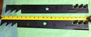 2-Pack-42-034-Gator-Mulch-Coppperhead-Blades-Fits-Craftsman-Husqvarna-134149-6422
