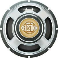 Celestion Ten 30 10 Guitar Speaker (8 Ohm, New) on Sale
