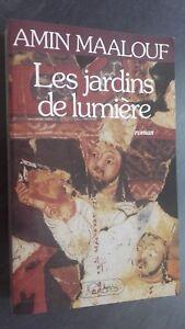 Amin Maalouf I Giardini Di Luce J.Clattes 1991 Be
