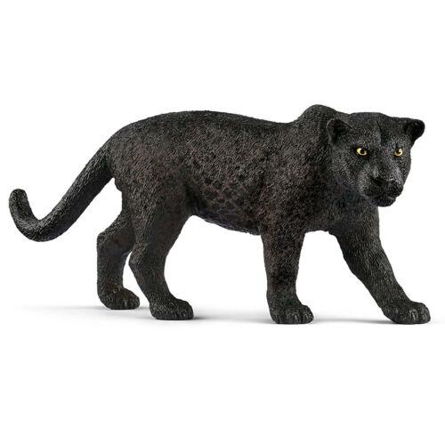 New with Tag BLACK PANTHER 14774 Schleich Asia Wild Life