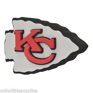 Image is loading Kansas-City-Chiefs-NFL-Football-Official-3D-Foam- f4f05c864