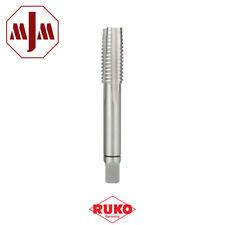 RUKO Maschinengewindebohrer DIN371-B M4x0,7mm HSS-Co