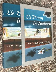 Lie Down In Darkness, William Styron~BEST Facsimile of 1951 First Edition w/Case