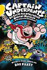Captain Underpants 03. Die Rache der monströsen Madame Muffelpo von Dav Pilkey (2013, Gebundene Ausgabe)