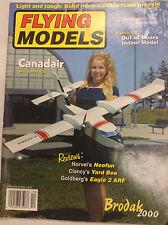 Flying Models Magazine Canadair RC Speed 400 Norvel December 2000 040917nonrh2