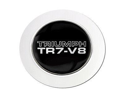 Triumph TR6 Union Jack Logo Permit Holder