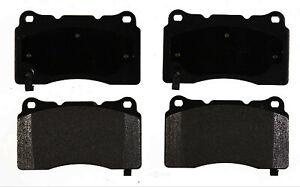 Disc-Brake-Pad-Set-Semi-Metallic-Front-Rear-ACDelco-Advantage-14D1050M